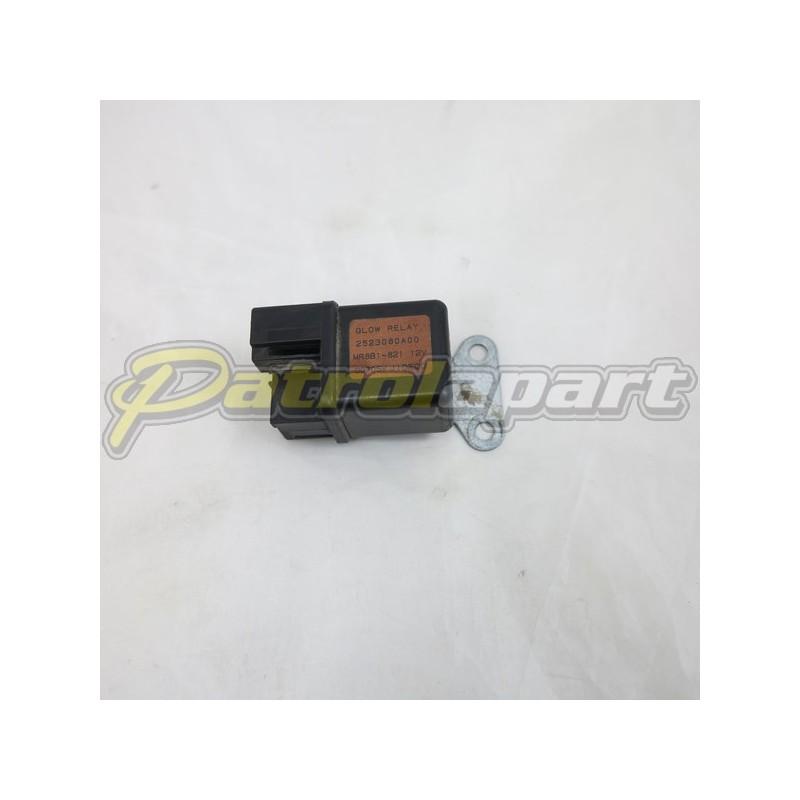 Nissan Patrol GQ / GU Glow Plug Relay S/H