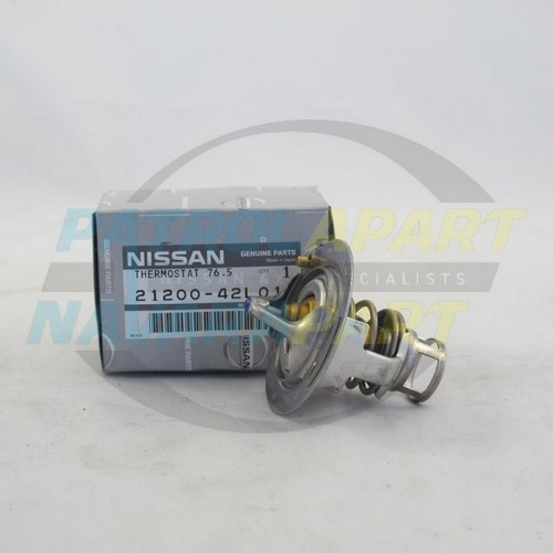 Nissan Patrol GQ Y60 Genuine Thermostat Suit RB30