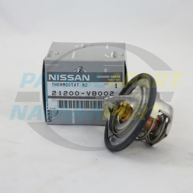 Nissan Patrol Genuine Thermostat Suit GU TB45