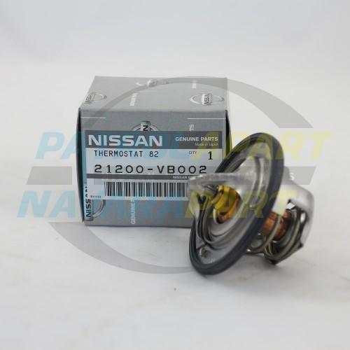 Nissan Patrol Genuine Thermostat Suit GU TB45