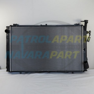 Nissan Patrol GQ TB42 Manual Genuine Alloy Radiator