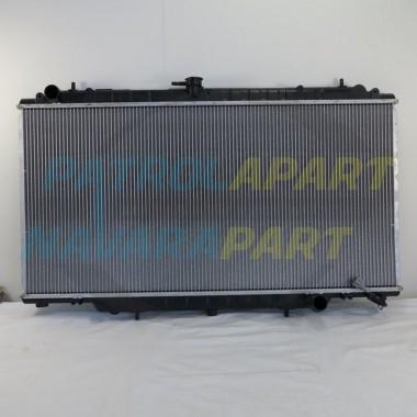 Nissan Patrol GU TB45 Manual Genuine Alloy Radiator