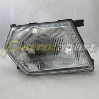 Genuine Nissan Patrol GU series 1 & 2 headlight assembly RH