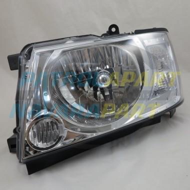 Genuine Nissan Patrol GU Series 4 LH Headlight Assembly