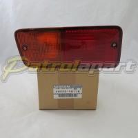 Genuine Nissan Patrol GQ & GU Rear Bar light Left Hand