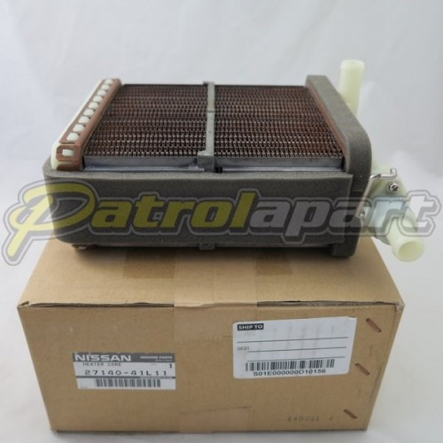 Genuine Nissan Patrol GQ Y60 Heater Core (THICK)