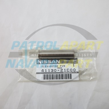 Genuine Nissan Patrol GQ Rear Upper Caliper Slide Guide