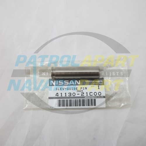Genuine Nissan Patrol GQ Rear Upper Caliper Slide Guide