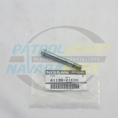 Nissan Patrol GQ Genuine Rear Top Caliper Slide Bolt