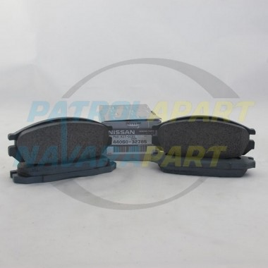 Nissan Patrol GQ Y60 Genuine Rear Brake Pads