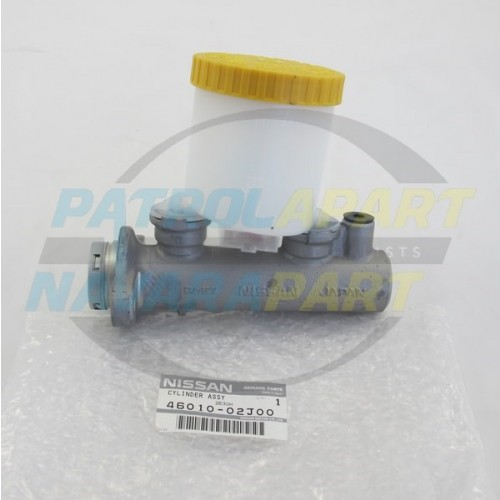 Nissan Patrol GQ Y60 Genuine Brake Master Cylinder