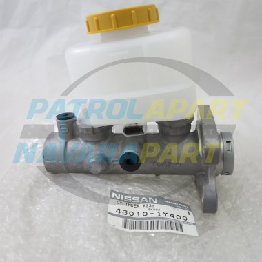 Nissan Patrol GU Y61 Leaf Ute TD42 Genuine Brake Master Cylinder