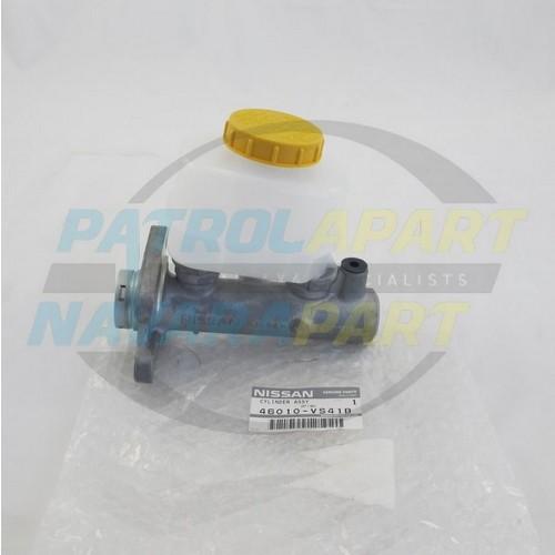 Nissan Patrol GU Genuine Brake Master Cylinder 02/00 to 12/2011