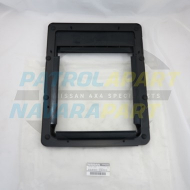 Genuine Nissan Patrol TD42 Intercooler Bonnet Scoop Insulator