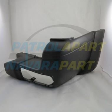 Nissan Patrol GU 1&2 Genuine Bar End Right Hand Side