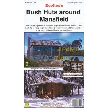 Bush Huts around Mansfield - (Rooftop)