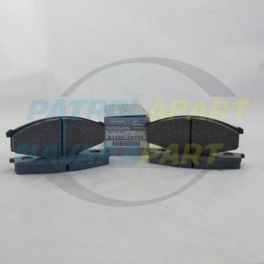 Nissan Patrol GQ Y60 Genuine Front Brake Pads PAIR