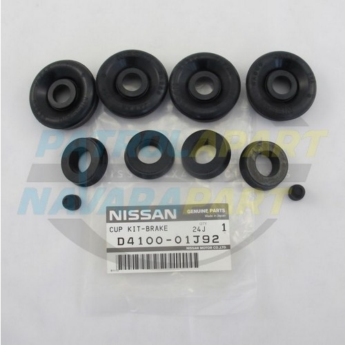 Nissan Patrol Genuine Drum Brake Wheel Cylinder Kit