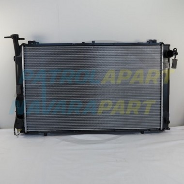 Nissan Patrol GQ TD42 Manual Genuine Alloy Radiator