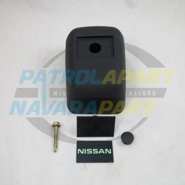 Genuine Nissan Patrol Bumperette Kit GU 1-3 Alloy Bar LH