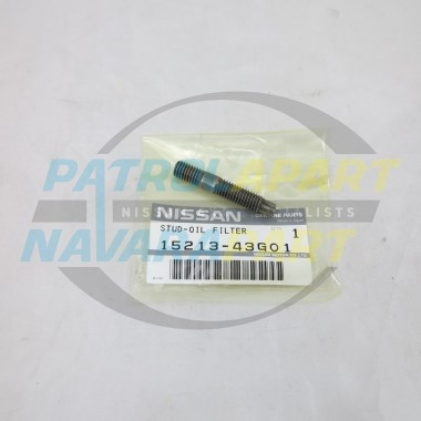 Genuine Nissan Patrol GQ GU TD42 Stud Behind Water Pump