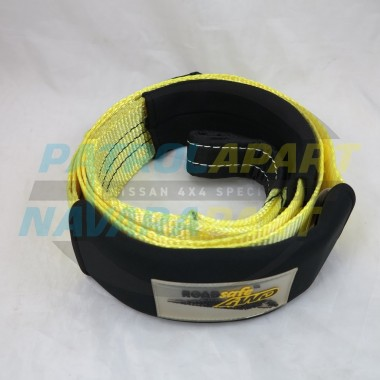 Equalizer Recovery Strap to use with Winch Extention or Snatch Strap