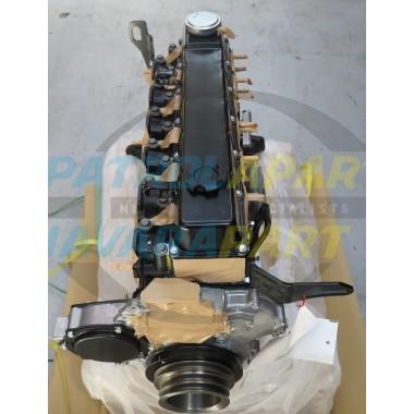 Genuine Nissan Patrol GU TD42T New Long Engine Assembly