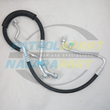 Nissan Patrol GU Y61 TD42 Conversion from ZD30 Air Con Hoses