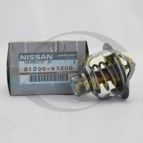 Nissan Patrol Genuine Thermostat Suit GQ GU with RD28