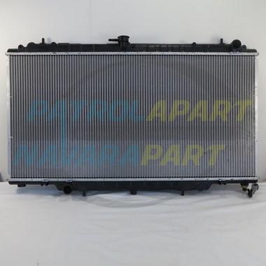Nissan Patrol GU Y61 TD42 Manual Genuine Alloy Radiator