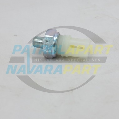 nissan patrol aftermarket oil pressure switch gu tb45 zd30 15psi