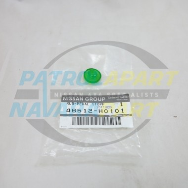 Genuine Nissan Patrol GQ Y60 Brake Pedal Stopper Pad