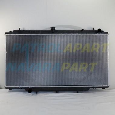 Nissan Patrol GU Y61 ZD30 Manual Genuine Alloy Radiator