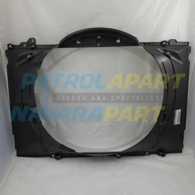Genuine Nissan Patrol GQ Y60 TB42 TD42 Fan Shroud