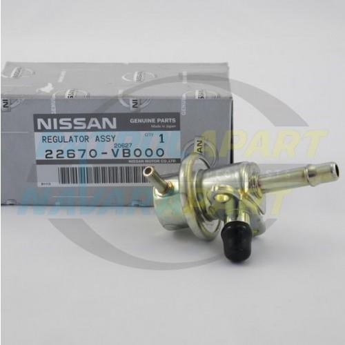Nissan Patrol GU Y61 TB45 Genuine Fuel Pressure Regulator