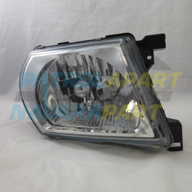 Genuine Nissan Patrol GU Series 3 RH headlight assembly