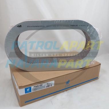 Nissan Patrol GQ Y60 & GU Y61 Donaldson Quality Oval Air Filter