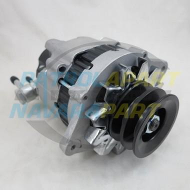 Nissan Patrol GQ TD42 Diesel 24V Alternator 40amp with Vac Pump