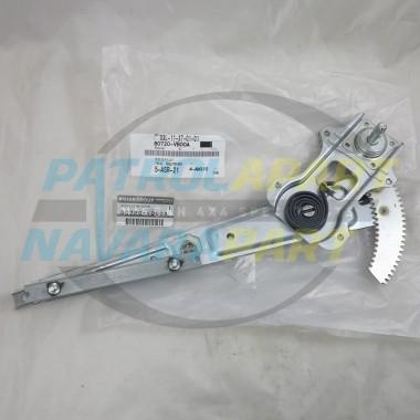 Genuine Nissan Patrol Y61 GU Manual Window Regulator RHF