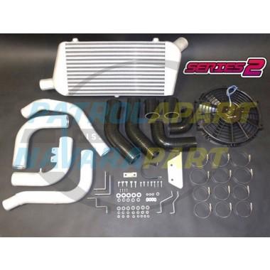 HPD Front Mount PRO Intercooler Kit for Nissan Navara D22 ZD30DI