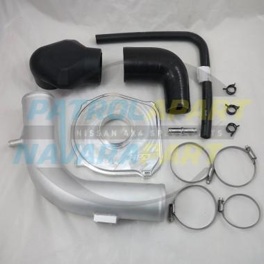High Performance Diesel HPD ZD30 S4 on Air Box Lid Intake