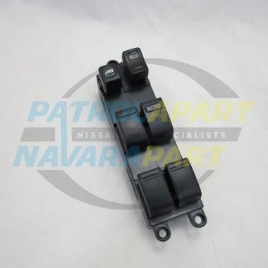Nissan Patrol GU Y61 Electric Window Master Power Switch