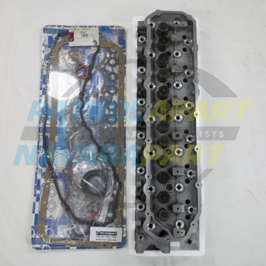 Nissan Patrol GQ TB42 Brand New Built Cylinder Head Assembly