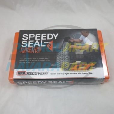 ARB Speedy Seal S2 Emergency 4WD 4x4 Tyre Repair Puncture Kit