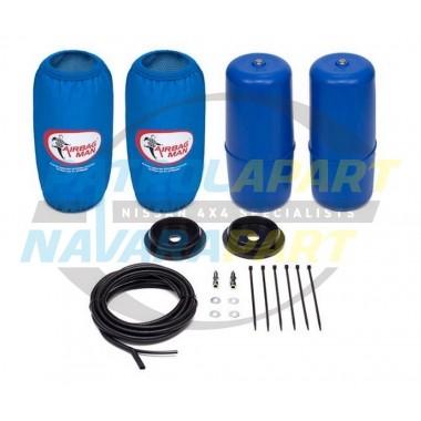 Air Bag High Pressure Coil Spring Kit for Nissan Patrol GU & GQ 2