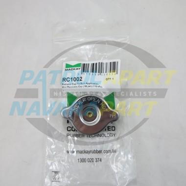 Nissan Patrol GQ Y60 GU Y61 110 kpa 16 PSI 1.1 Bar Radiator Cap