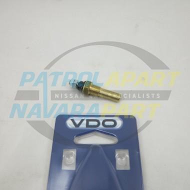 VDO Aftermarket Water Temp Sender unit with Eye Terminal 1/8 NPT