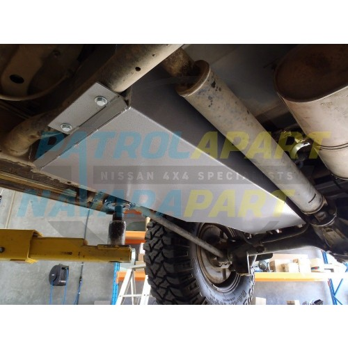 LRA Nissan Patrol GQ SWB Belly Fuel Tank with Fitting Kit 50L