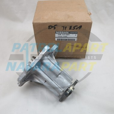 Genuine Nissan Patrol Y62 VK56 V8 Petrol Water Pump Assembly