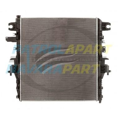 Nissan Patrol Y62 VK56 Auto Aluminium Radiator